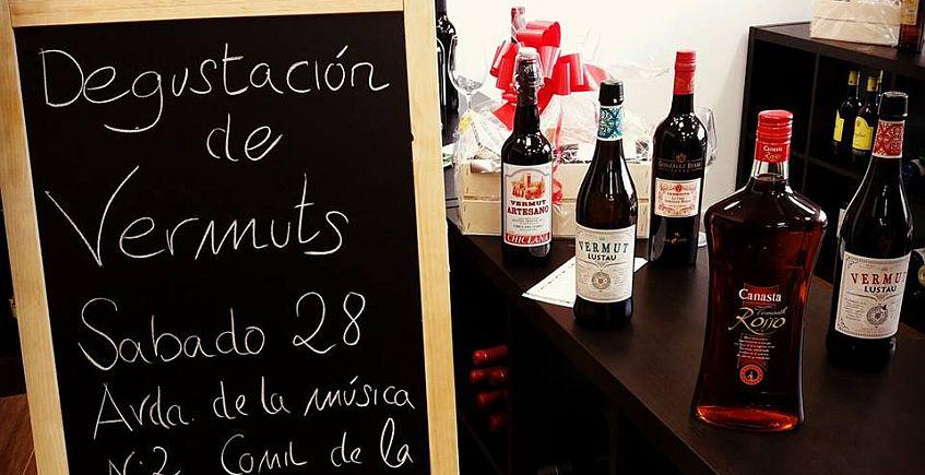 28 de abril. Conil. Degustación de vermuts en Aquí Cádiz Cádiz