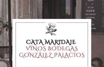 21 de abril. Grazalema. Cata Maridaje con vinos de González Palacios en Casa de las Piedras