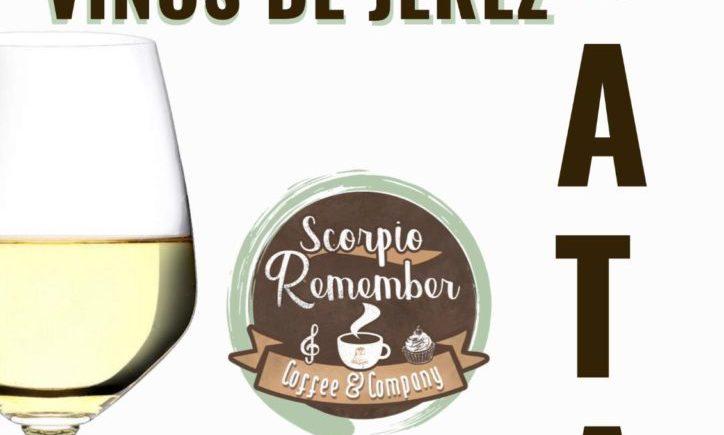 Aula de cata de vinos de Jerez