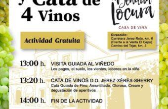Visitas gratuitas con catas en El Puerto