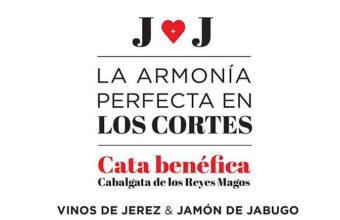 24 de noviembre. Jerez. Una cata benéfica une vinos de Jerez y Jamón de Jabugo