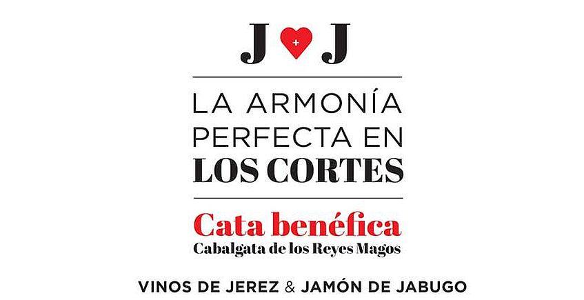 14 de diciembre. Jerez. Una cata benéfica une vinos de Jerez y Jamón de Jabugo