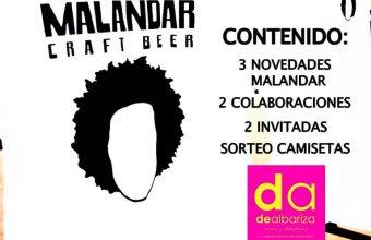 Cata de cervezas en Dealbariza de Sanlúcar el 22 de junio