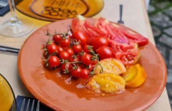 Cata de tomates en Recoveco de Algeciras