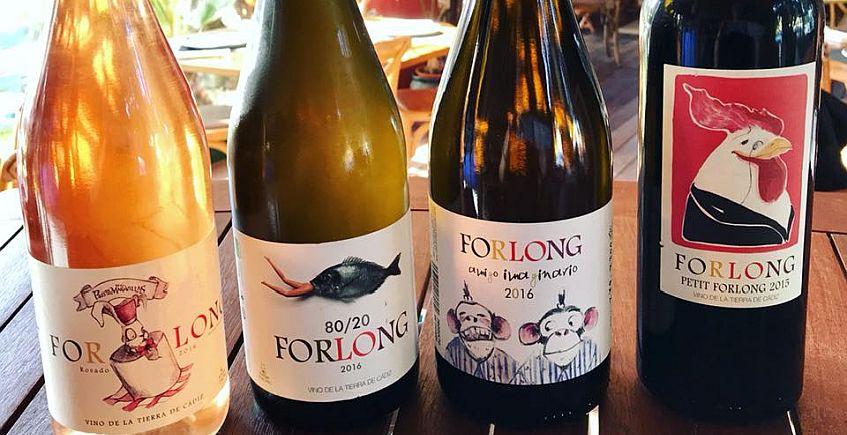 14 de junio. Chipiona. Cata de vinos de Cádiz con Bodegas Forlong