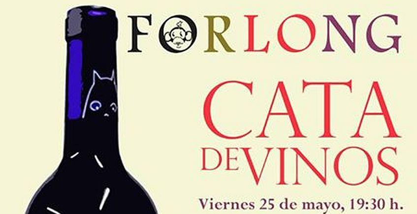 25 de mayo. Cádiz. Cata gratis de vinos de Forlong en Teniente Seblón