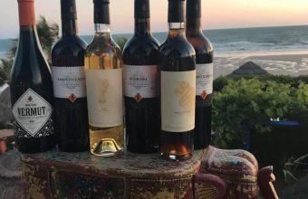 Cata de vinos Rey Fernando de Castilla en Ajedrez Club Beach