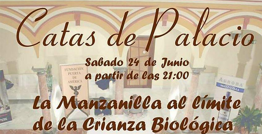 24 de junio. Sanlúcar. Cata La manzanilla al límite de la crianza biológica