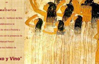24 de febrero. Sanlúcar. VI Cata Vino e Historia: Sexo y vino