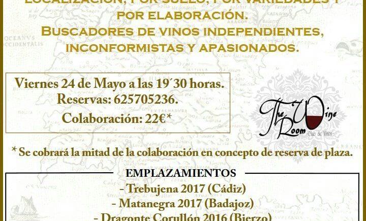 Cata y presentación del Proyecto Ispania. San Fernando. 24 de mayo