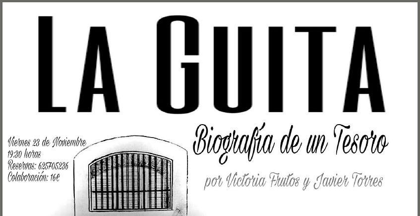 Viernes 23 de noviembre. San Fernando. Cata de La Guita en The Wine Room