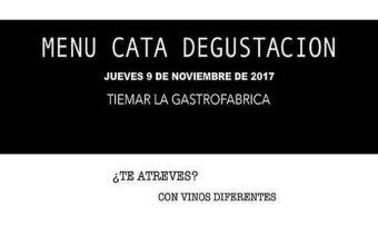 9 de noviembre. Jerez. Menú cata degustación en Tiemar La Gastrofabrica