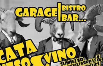 15 de marzo. Cádiz. Cata Queso y Vino en Garage Bistro Bar