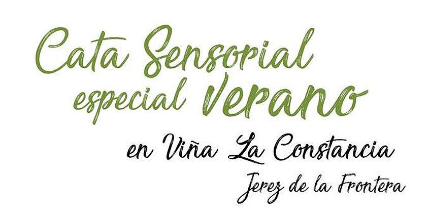 7 de junio. Jerez. Cata sensorial especial verano en Viña La Constancia