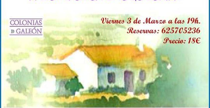 3 de marzo. San Fernando. Cata de vinos ecológicos