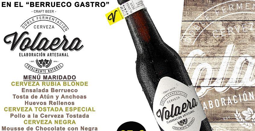16 de junio. Medina Sidonia. Cata maridada de cervezas artesanas en El Berrueco Gastro