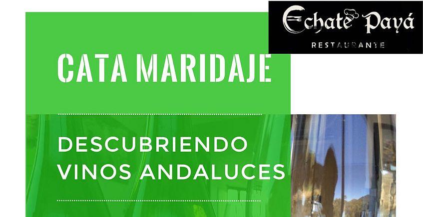 15 de marzo. Villamartín. Cata de vinos andaluces