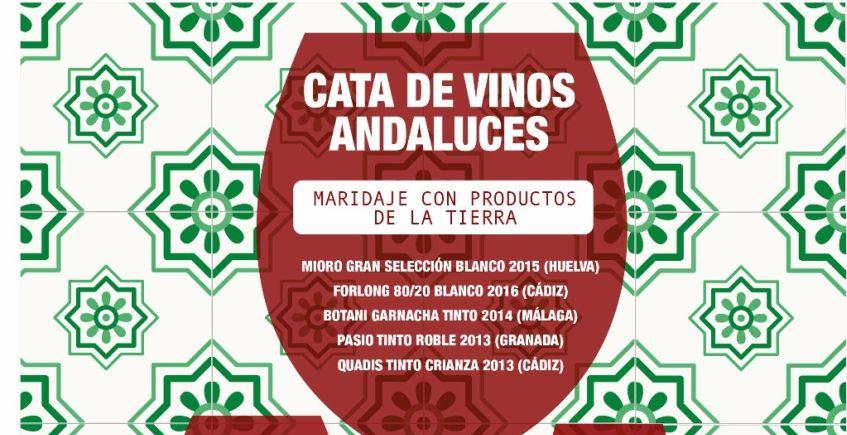 23 de febrero. El Puerto. Cata de vinos andaluces