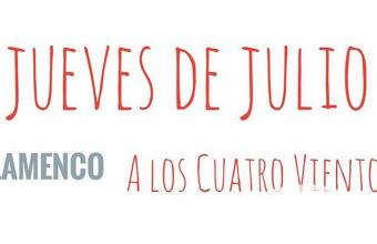 5 y 12 de julio. Tarifa. Cena con música en directo en A los Cuatro Vientos