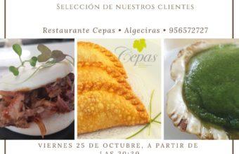Viernes de tapas en el Restaurante Cepas de Algeciras