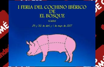29 de abril al 1 de mayo. I Feria del Cochino Ibérico