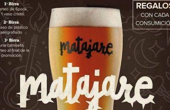 30 de noviembre. Tarifa. Degustación de la cerveza Matajare Destraperlo