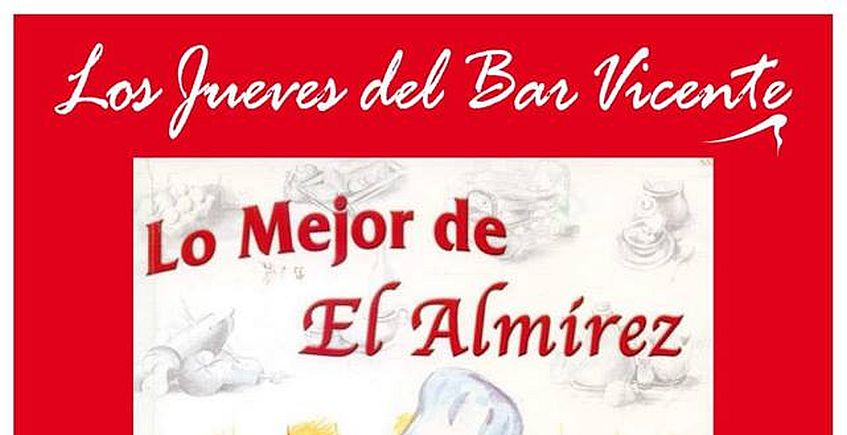 13 de diciembre. El Puerto. Charla de El Almírez en el Bar Vicente