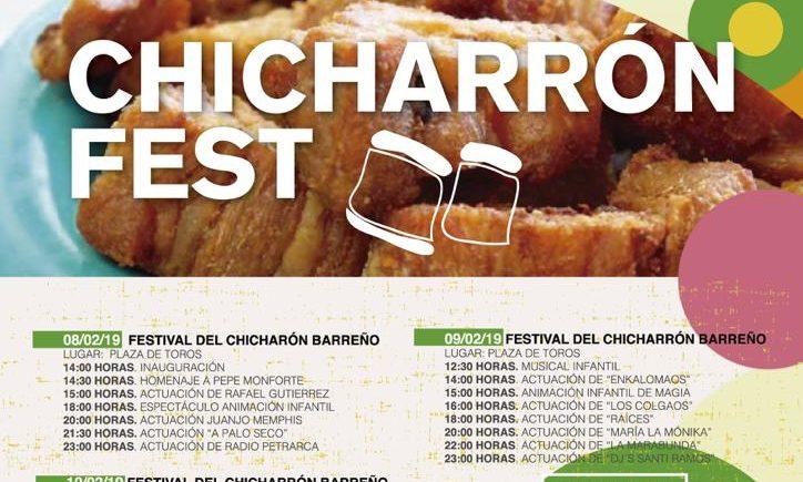 Del 8 al 10 de febrero. Los Barrios. Chicharrón Fest