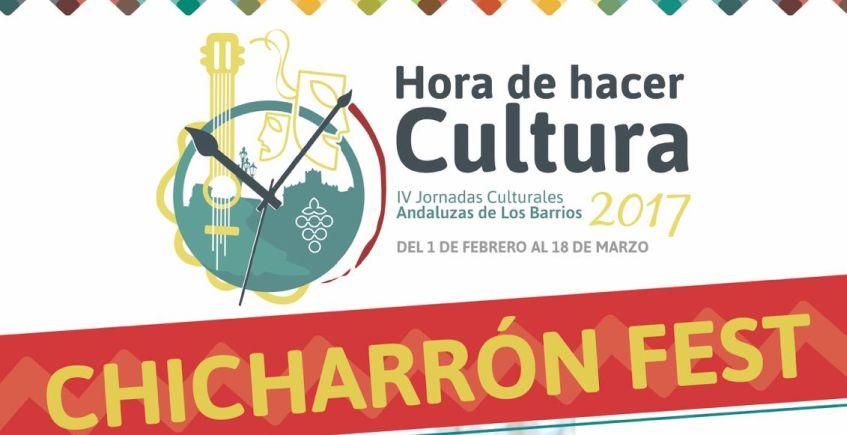 17 al 19 de febrero. Los Barrios. Chicharrón Fest