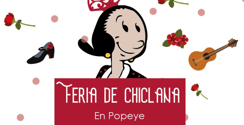 Feria en Popeye de Chiclana