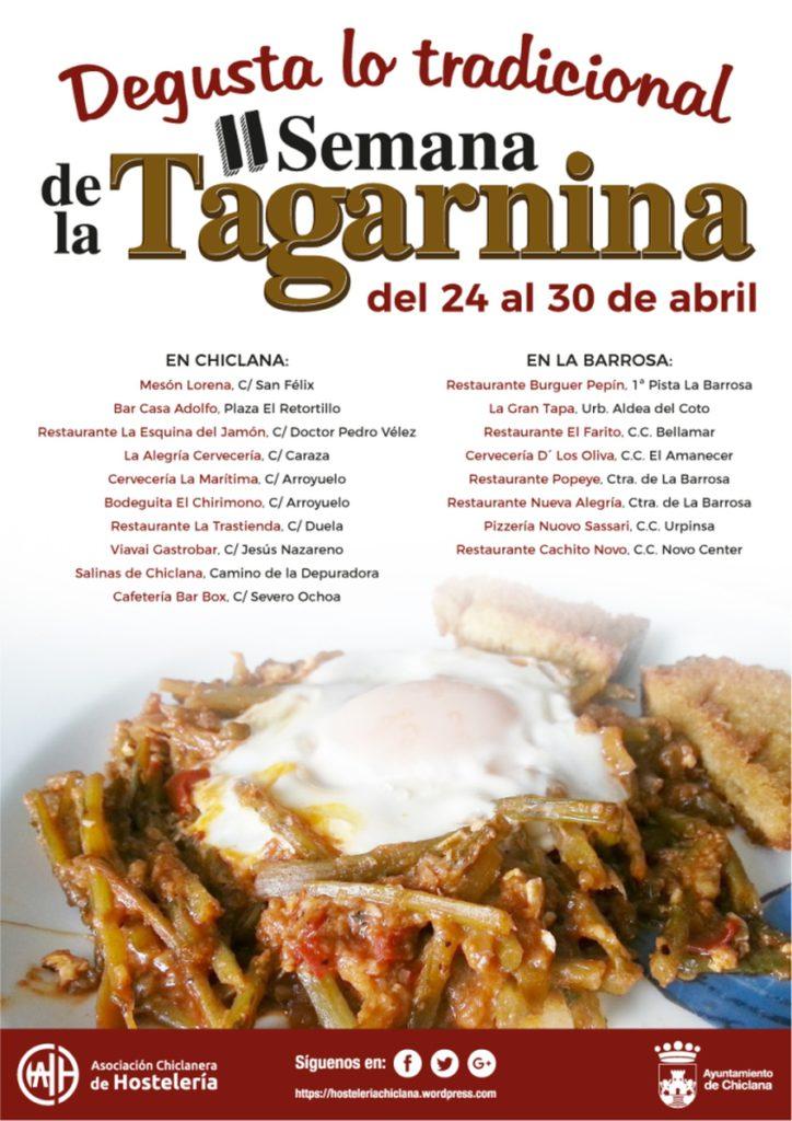 Semana de la tagarnina en Chiclana