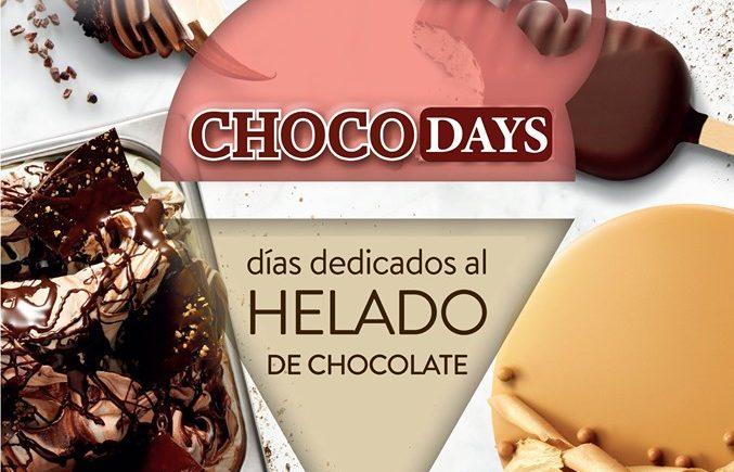 Fin de semana dedicado al chocolate en la heladería El Mastren de Vejer
