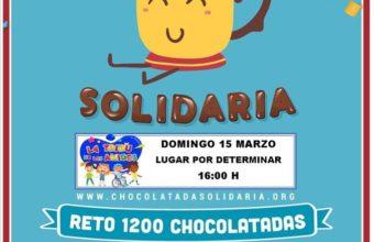 Chocolatadas solidaria en Medina Sidonia, San Fernando y Cádiz