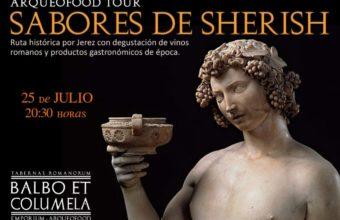 Arqueofood Tour Los Sabores de Sherish en Jerez