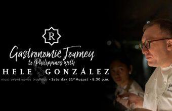 Jornada de cocina filipina con el cocinero Chele González en Sotogrande