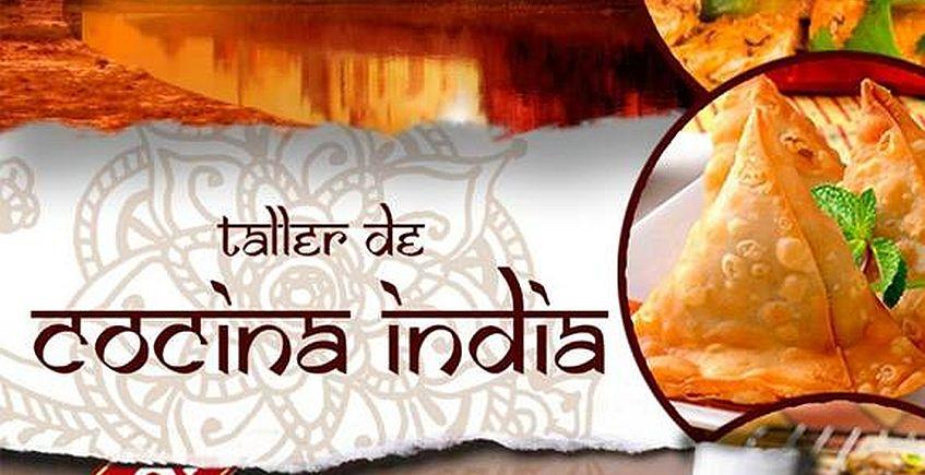 9 de febrero. Jerez. Taller de cocina india en 5 Senses