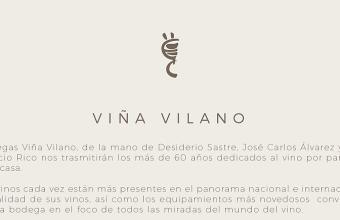 25 de octubre. San Roque. Presentación de Bodegas Viña Vilano en Bodegas Collado