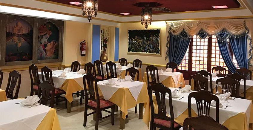 Interior del restaurante. Foto cedida por el establecimiento.