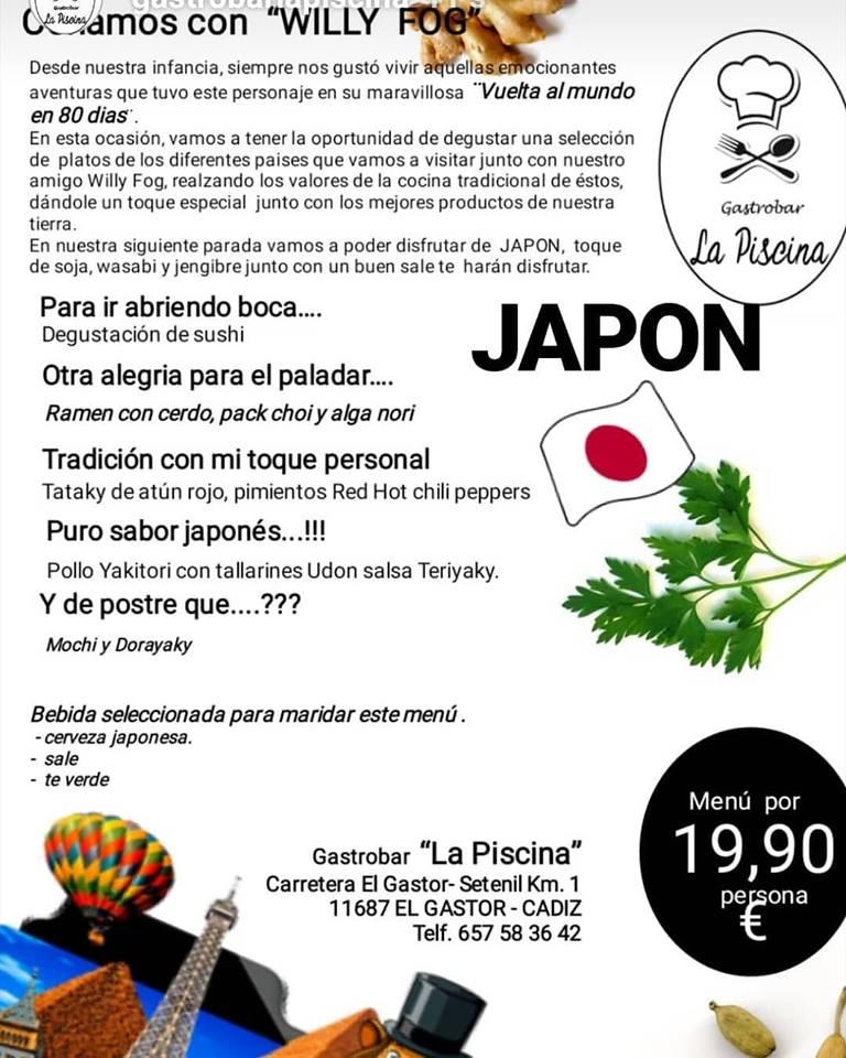 comida japo