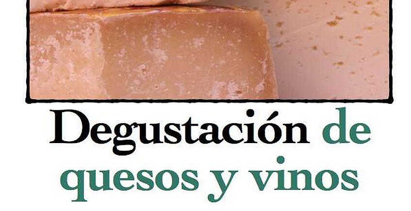 26 de abril. Algeciras. Degustación de Quesos y Vinos