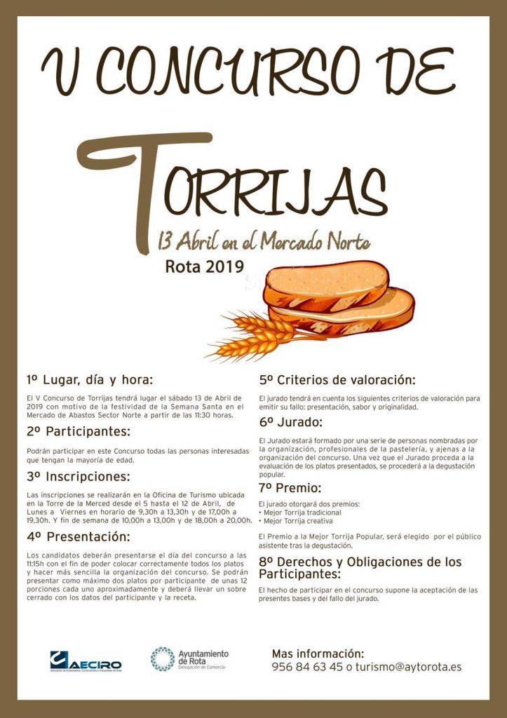 concurso torrinas 2019