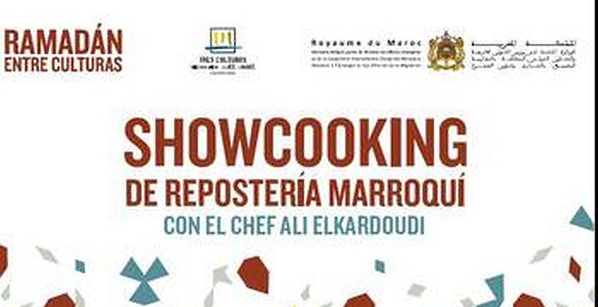 23 y 30 de mayo. Chiclana. Sesiones de repostería marroquí en vivo