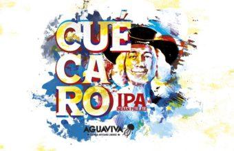 Presentación del a nueva cerveza de Aguaviva