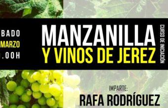 11 de marzo. Sanlúcar. Curso de iniciación a la manzanilla y vinos de Jerez