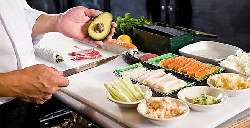 14 de mayo. Chiclana. Curso de Sushi en Sushi Panda