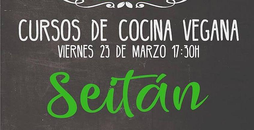 23 de abril. Jerez. Curso de cocina vegana en La Panacea: Elaboración de seitán