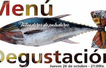 26 de octubre. Cádiz. Degustación de cabeza de atún y vinos tradicionales de Andalucía en La Curiosidad de Mauro