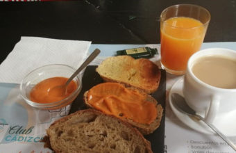 Los desayunos del Bar La Casapuerta