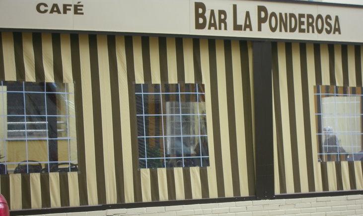 Los desayunos del Café Bar La Ponderosa
