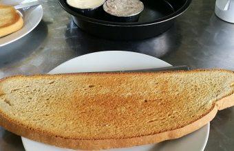 Los desayunos de la Venta Candela